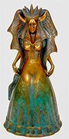 Ernst Fuchs: Königin der Nacht