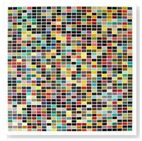 Gerhard Richter: 1025 Farben