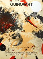 Josep Guinovart: Galerie Carmen Durango