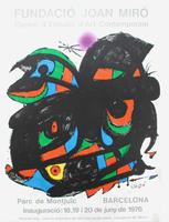 Joan Miró: Centr d´Estudis d ´Art Contemporani