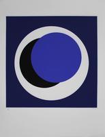 Geneviève Claisse: Cercle bleu