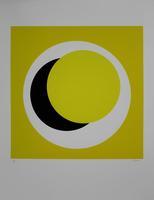 Geneviève Claisse: Cercle jaune