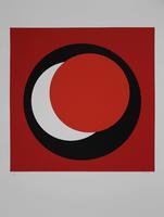 Geneviève Claisse: Cercle rouge