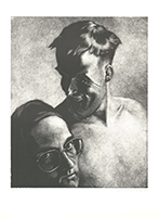 Johannes Grützke: Selbst mit Freund