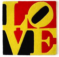 Robert Indiana: German LOVE