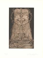 Ernst Fuchs: Die Paarung und die Zeugung