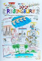 Wilhelm Schlote: Regensburg