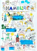 Wilhelm Schlote: Hamburg