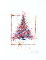 Wilhelm Schlote: Weihnachtsbaum