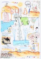 Wilhelm Schlote: Dubai