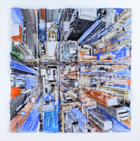 Gottfried Salzmann: New York