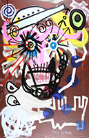 Paul Kostabi: The Upward Spiral