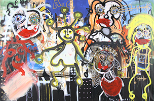 Paul Kostabi: The Immatulate Confection