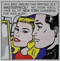 Roy Lichtenstein: Masterpiece