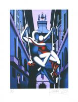 Mark Kostabi: Echoes Of The Present