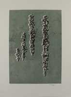 Mark Tobey: They ve come back I