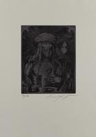 Ernst Fuchs: Christ König