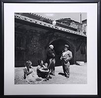 Willy Maywald: Pablo Picasso mit Freunden