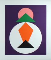 Geneviève Claisse: Composition abstraite