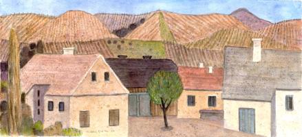 Herbert Breiter: Steirischer Bauernhof