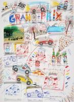 Wilhelm Schlote: Grand Prix