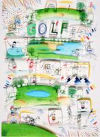 Wilhelm Schlote: Golf - Deluxe