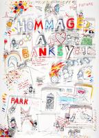Wilhelm Schlote: Hommage à Banksy