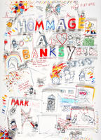 Wilhelm Schlote: Hommage à Banksy - Deluxe