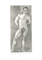 Willibrord Haas: Nackt und frech