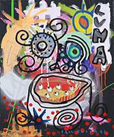 Paul Kostabi: Born To Wear A Crown