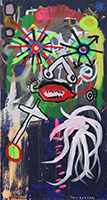 Paul Kostabi: Into The Fire