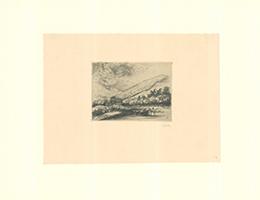 Otto Coester: Landschaft