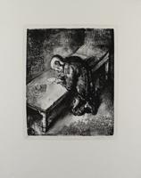 A. Paul Weber: Der Gefangene