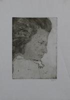Horst Janssen: Portrait