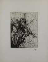Horst Janssen: Komposition