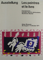 Henri Matisse: Les peintres et le livre