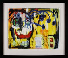 Paul Kostabi: The Wrecking Ball