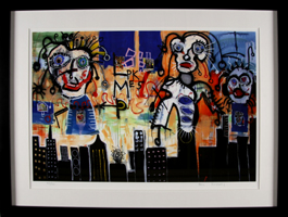 Paul Kostabi: The King Of The East Village