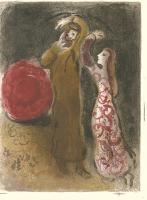 Marc Chagall: Ruths Treffen mit Boas