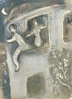 Marc Chagall: Michael rettet David