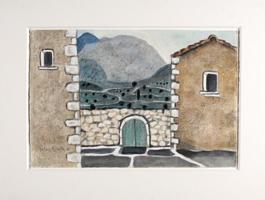 Herbert Breiter: Südliche Landschaft