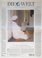 Gerhard Richter: Die Welt