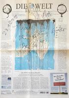 Georg Baselitz (und Meese, Jonathan): Die Welt