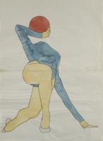 Ulla von Brandenburg: Turnerin