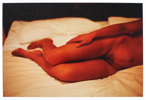Tobias Zielony: Bett - aus der Serie: Jenny,Jenny 2013