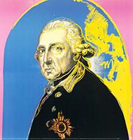 Andy Warhol: Friedrich der Große - GROSS