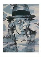 Andy Warhol: Joseph Beuys in Memoriam