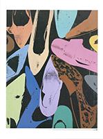 Andy Warhol: Diamond Dust Shoes