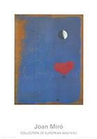 Joan Miró: La Danseuse