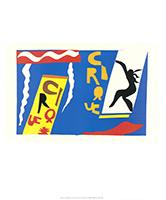 Henri Matisse: Le Cirque